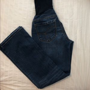 Jessica Simpson Maternity Bootcut Jeans